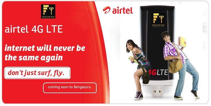 Five Moves Airtel Can Take for 4G Penetration