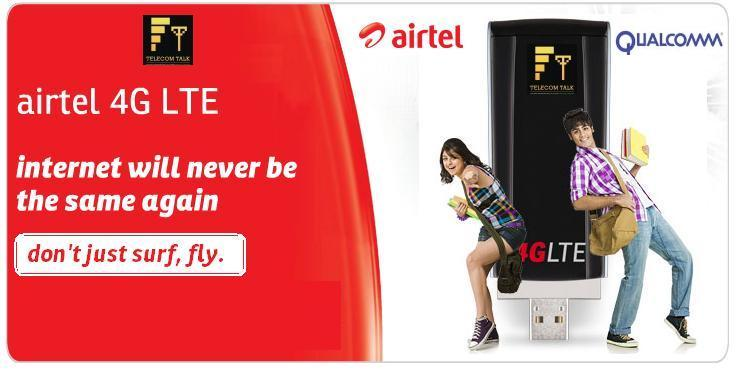 Airtel 4G Dongle Rs 1500
