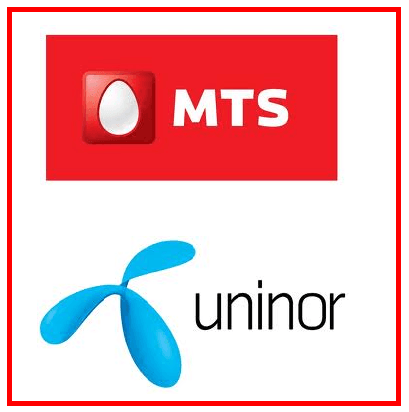 MTS India and Uninor