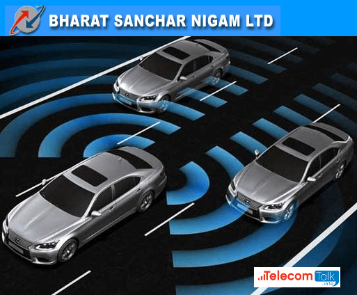 BSNL Wi-Fi Technology Module For Car