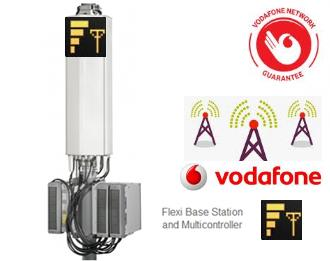 Vodafone India Installs Insta Network in Odisha for cyclone Phailin relief work