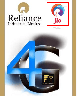 Reliance Jio Infocomm Ltd 4G
