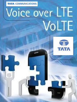Tata Communications Voice over LTE calling Solution