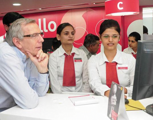 Vodafone India Hires 50 Percent Women Trainees