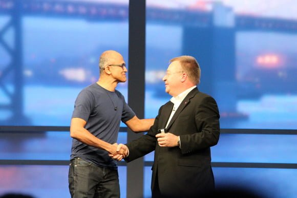 Microsoft Nokia Acquisition