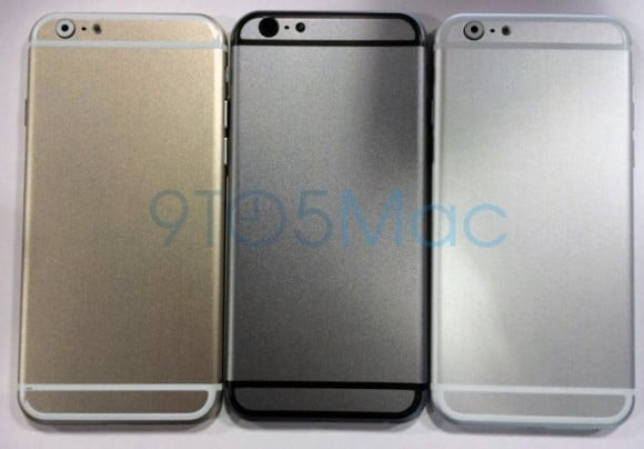 Apple iPhone 6 Back In Gold, Space Grey & Silver