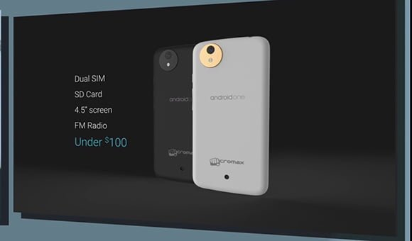 Reference device for Android One