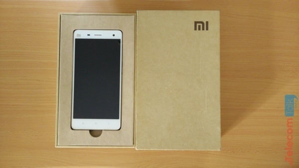 Xiaomi Mi 4 Box Package