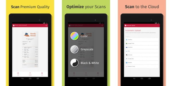 Scanbot For Android
