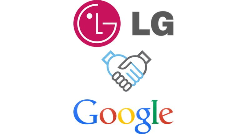 Google LG Patent License Agreement