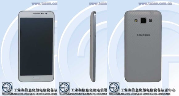 Samsung Galaxy Grand 3 TENAA Leak