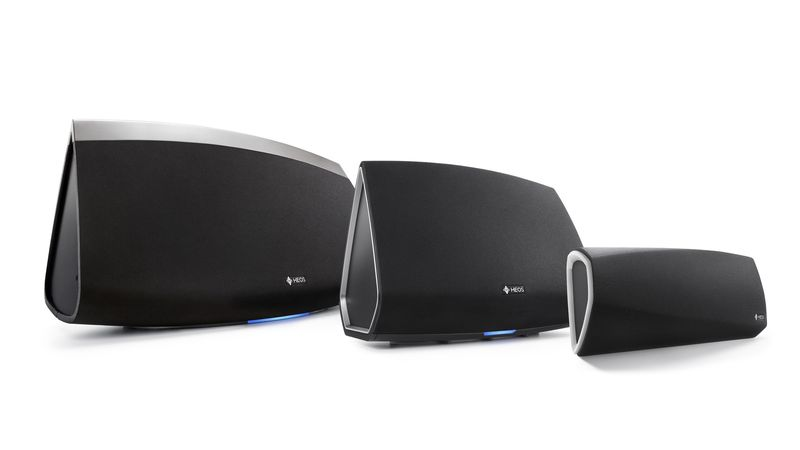 Denon HEOS Helios 3 5 7 Google Cast For Audio