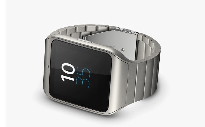 Sony SmartWatch 3 Steel SW3