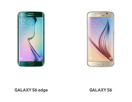 Samsung Galaxy S6 And Samsung Galaxy S6 Edge 01