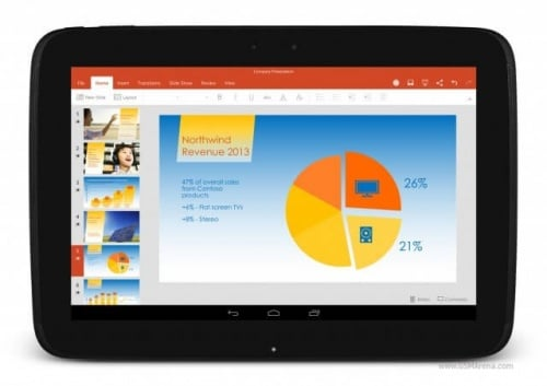 MS Tablet