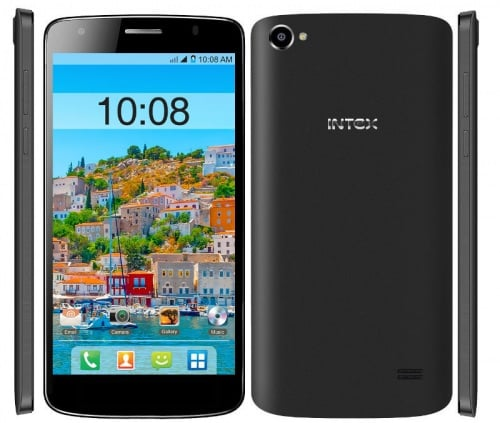 Intex Aqua HD II