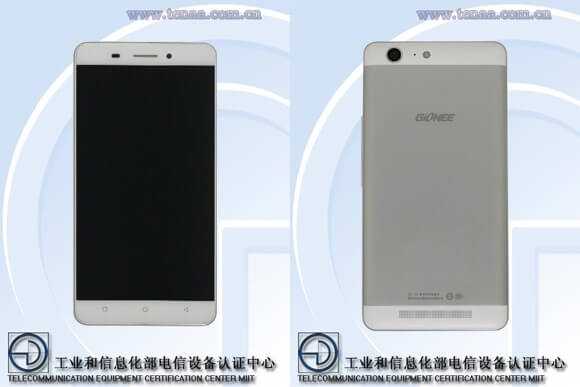 Gionee M5 TENAA Certification