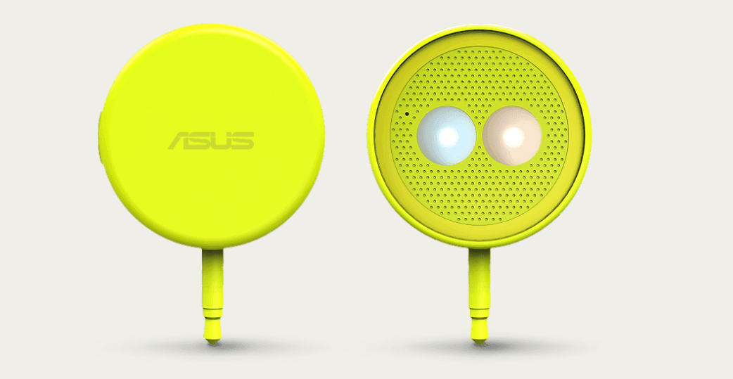 ASUS Lolliflash Yellow
