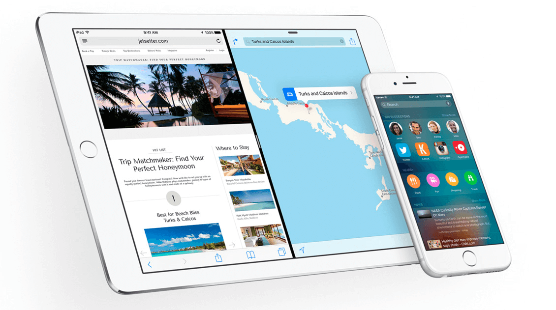 Apple iOS 9 Update India