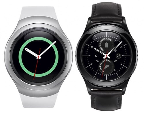 Samsung Gear S2 and Gear classic