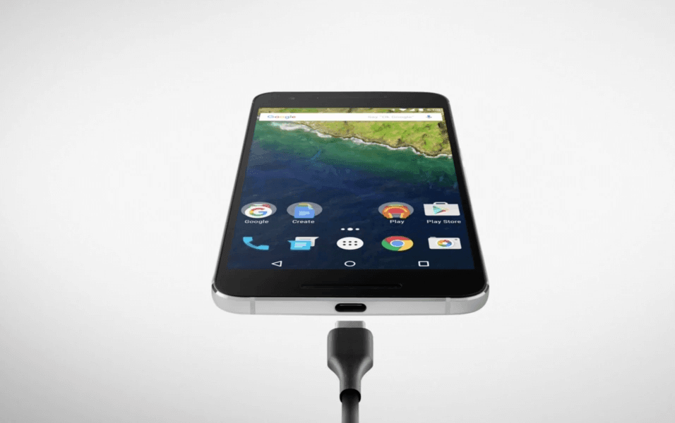 Android 6.0 Marshmallow USB Type C support