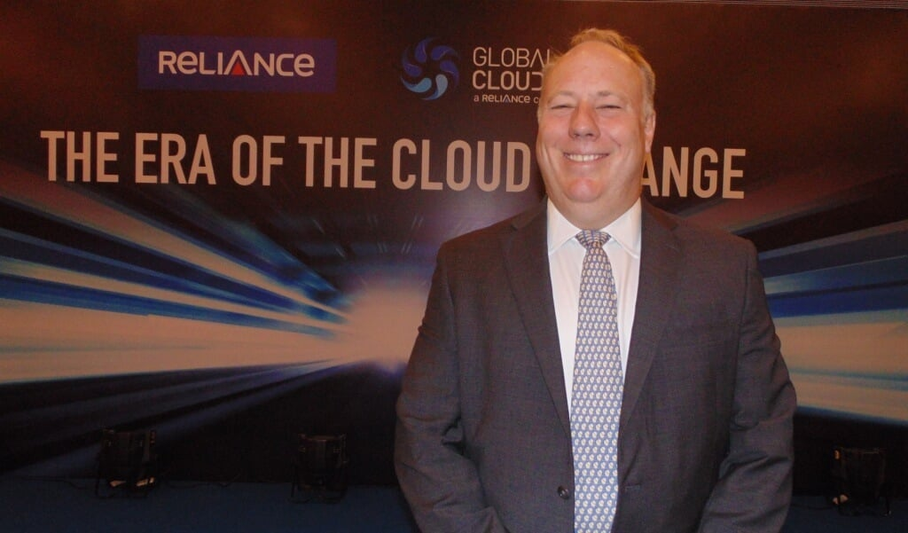 William (Bill) Barney - CEO of Reliance Communications (Enterprise) and Global Cloud Xchange