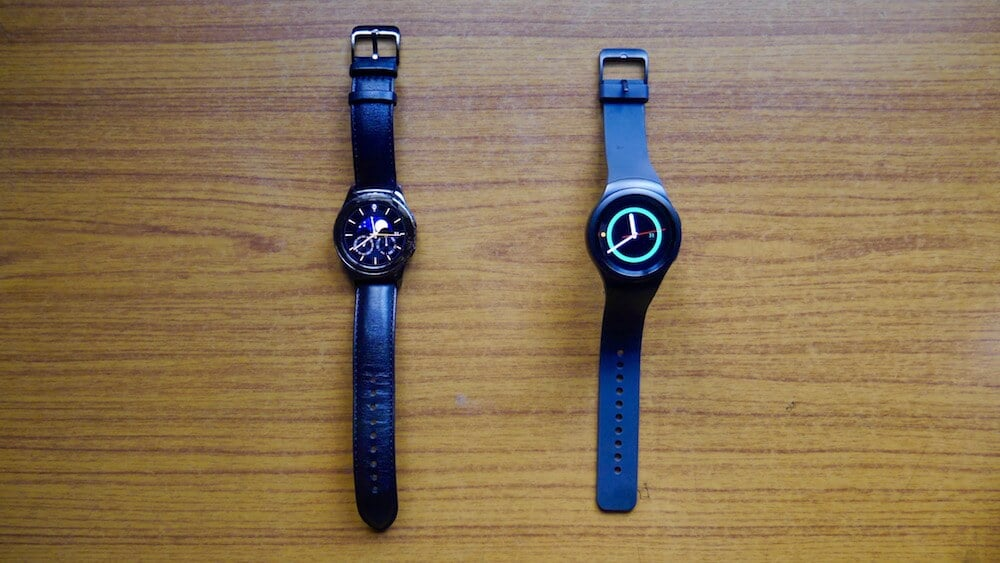 Samsung Gear S2 Classic And Samsung Gear S2 Sport Watch Straps
