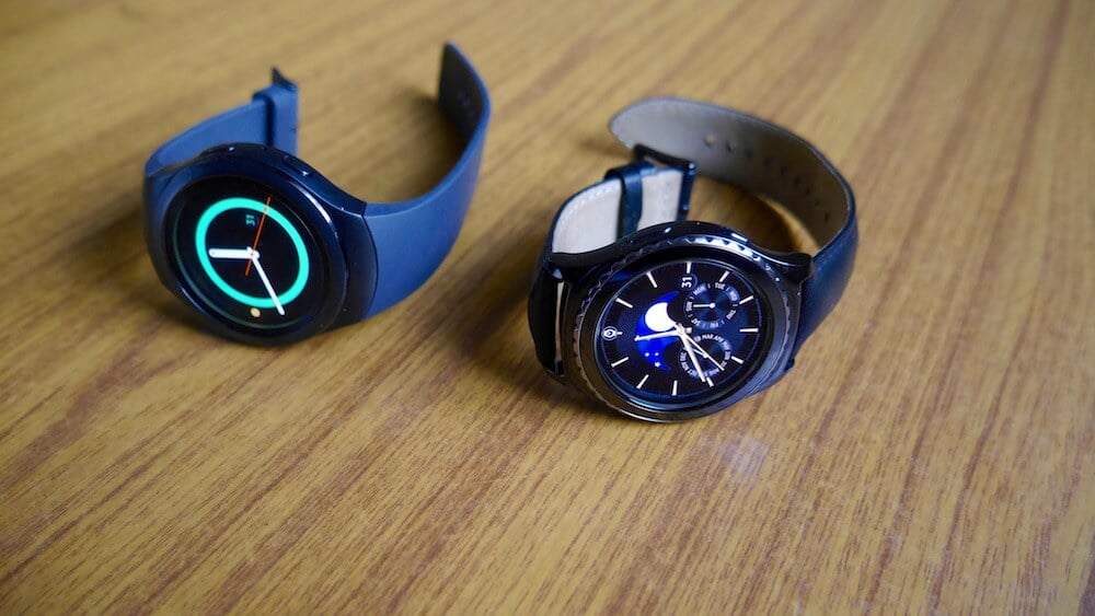 Samsung Gear S2 and Samsung Gear S2 Classic