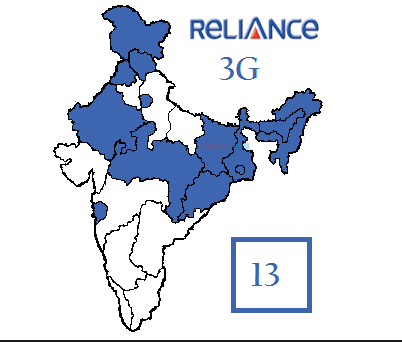 reliance3G-Map