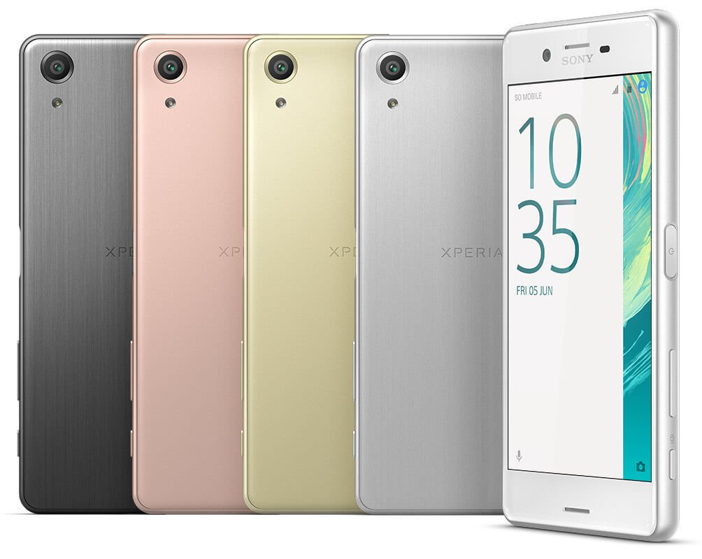 Xperia X performance and Xperia X