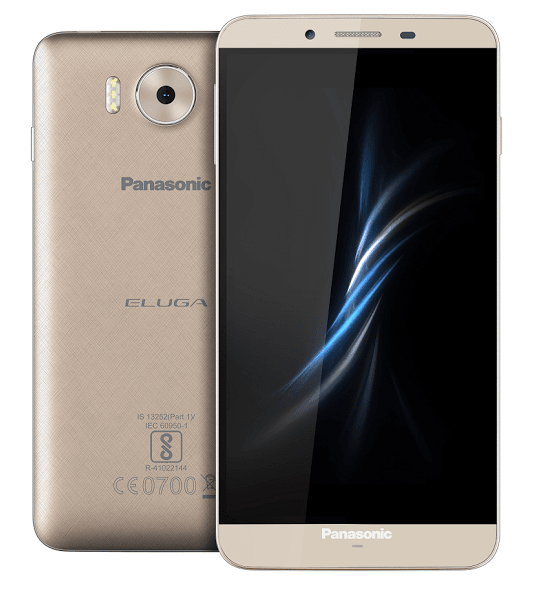 Panasonic Note 4G