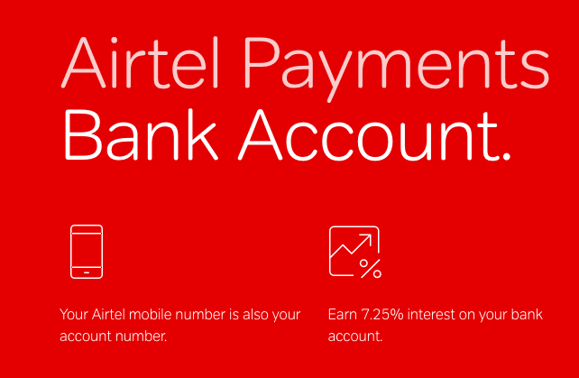 Airtel-payments-bank-account