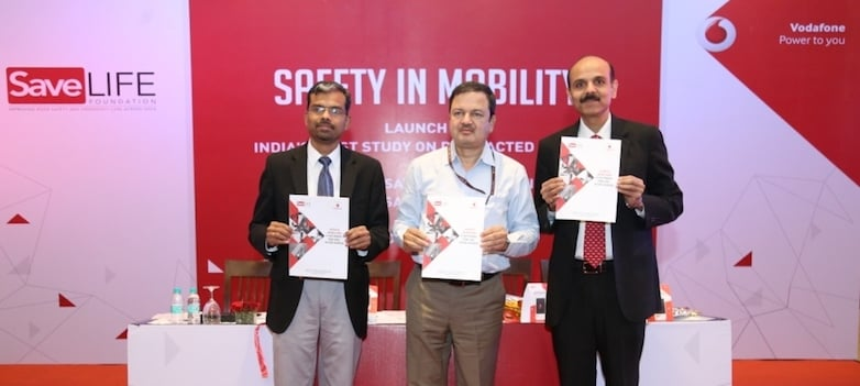 Vodafone Road Safety Report Event Image