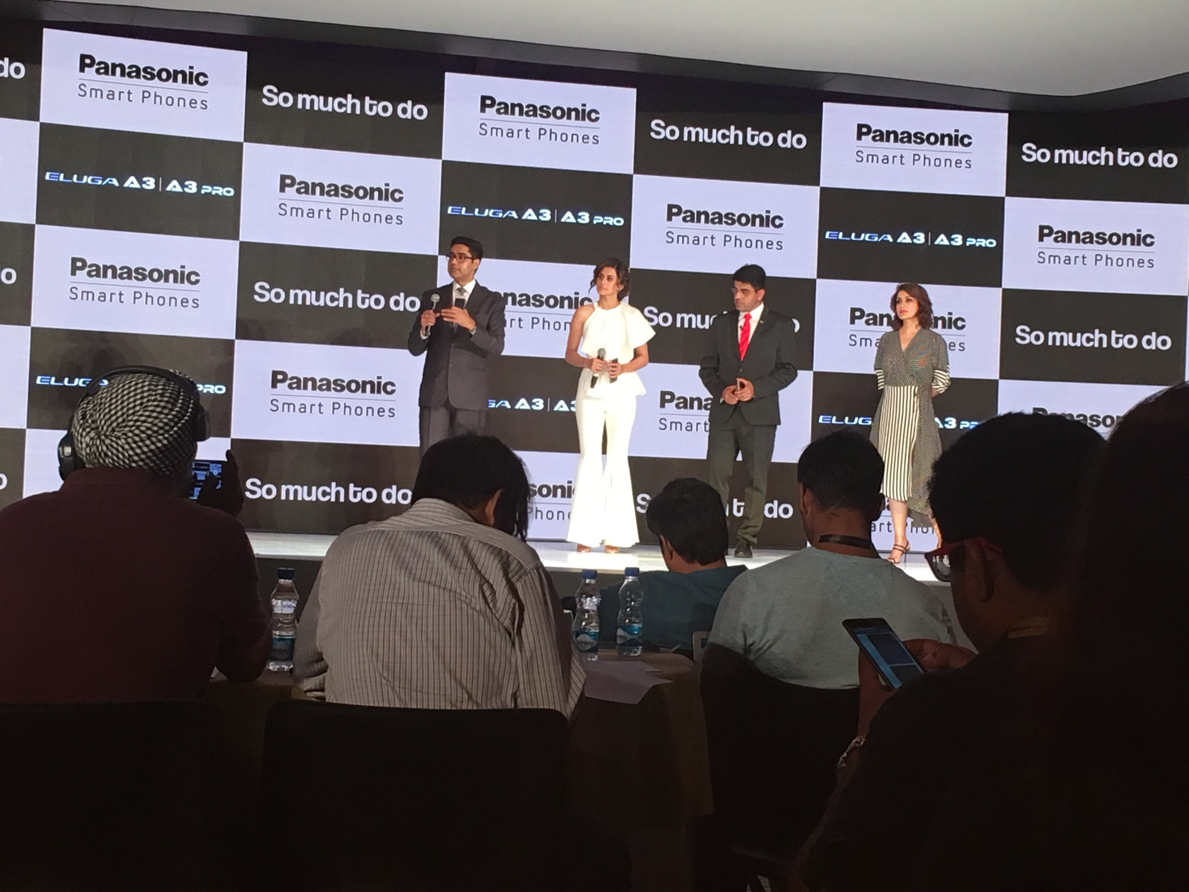 Panasonic Launches Eluga A3 Launch