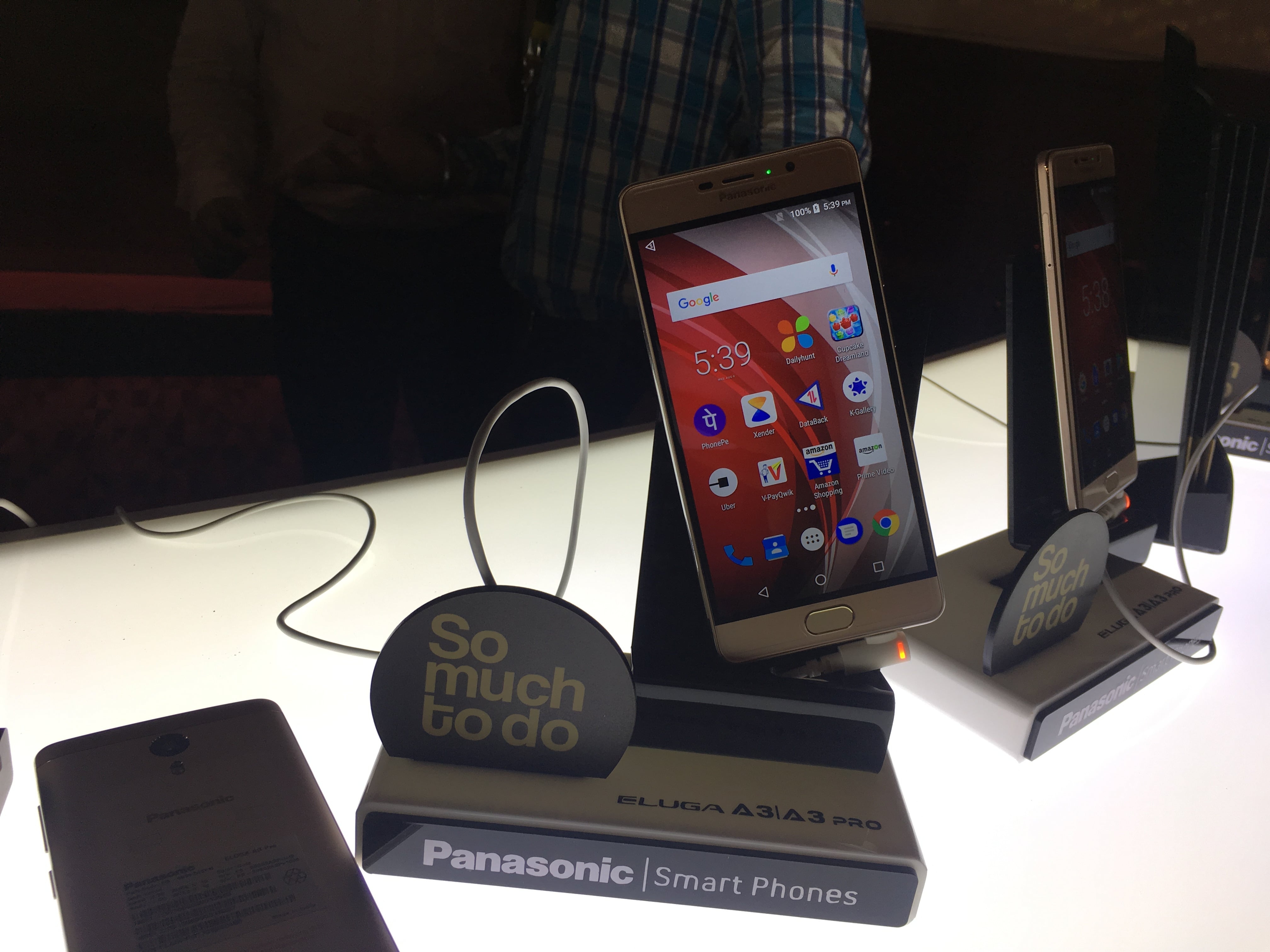 Panasonic Launches Eluga A3 First Look