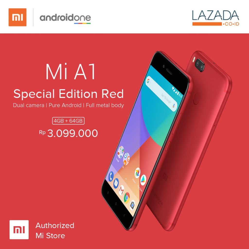 mi-a1-special-edtion-red