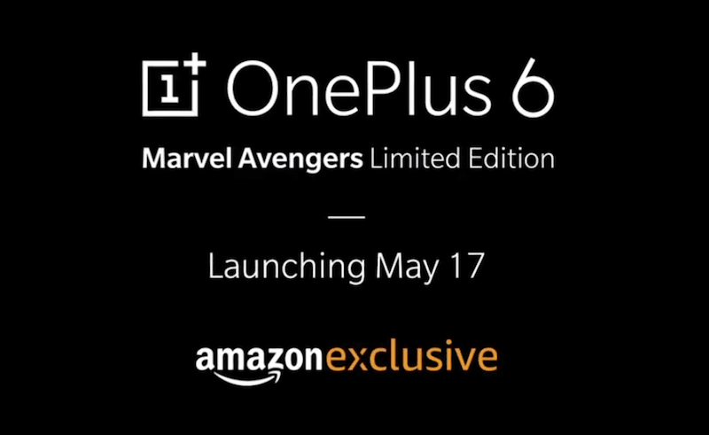 oneplus6-marvel-avengers-limited-edition