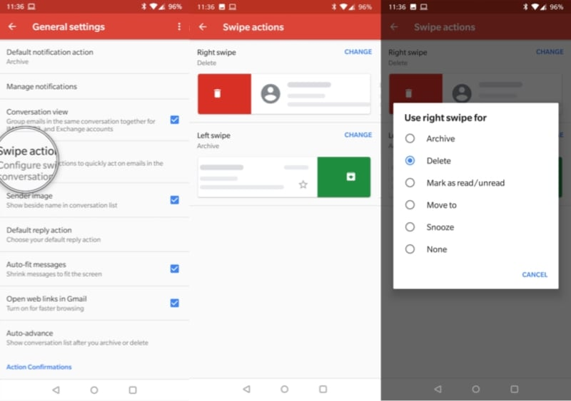 gmail-android-customisations