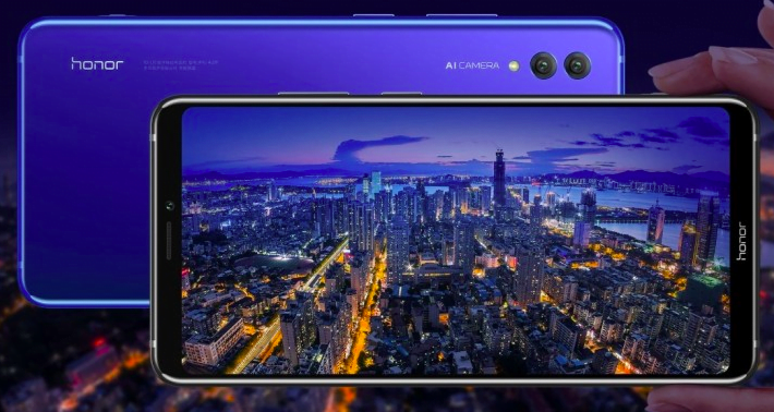 Honor Note 10 Details