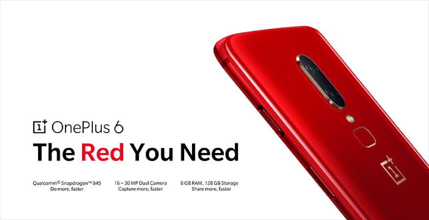 oneplus6-red-colour-launched