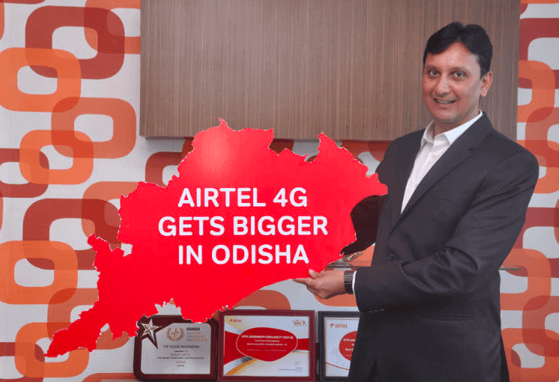 Airtel Upgrades its Mobile Network in Odisha