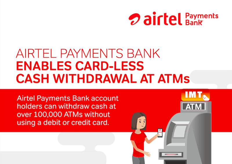 airtel-payments-bank-card-less-withdrawals