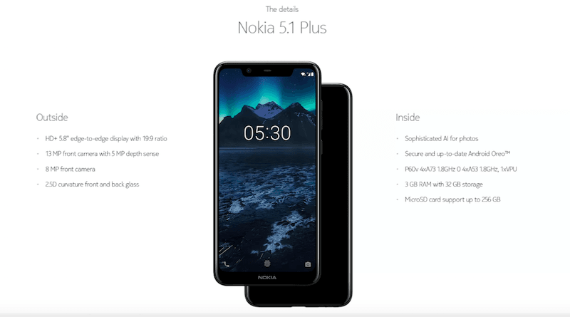 nokia-5-plus-india-launch
