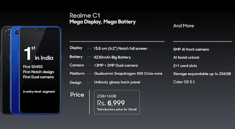 realme-c1-specifications-india