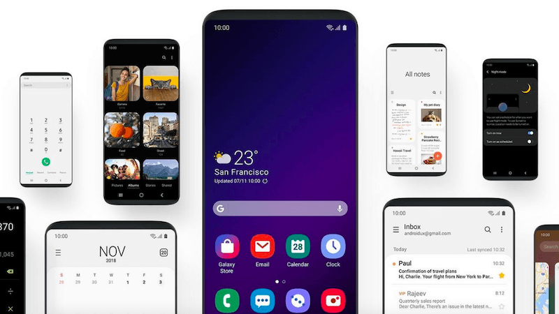 samsung-one-ui-galaxy-s9