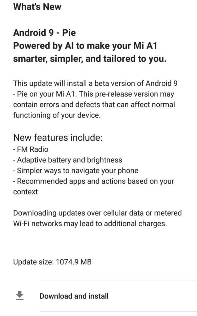mi-a1-android-beta