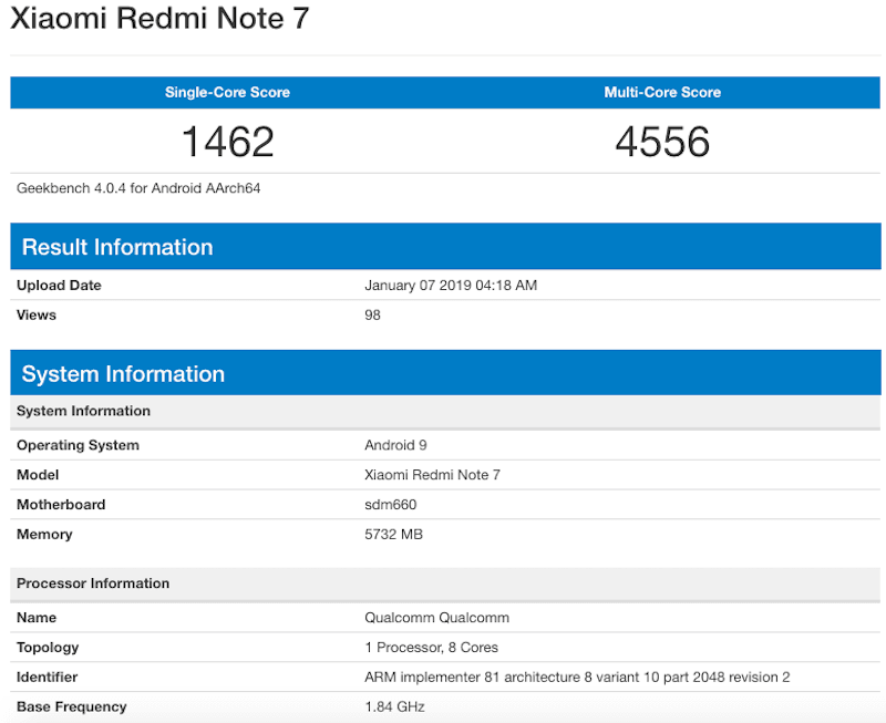 xiaomi-redmi-note-7-geekbench