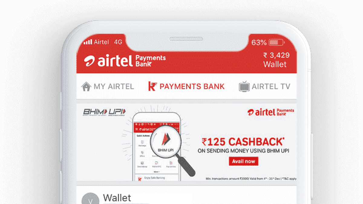 Airtel Payments Bank targets merchants with new features