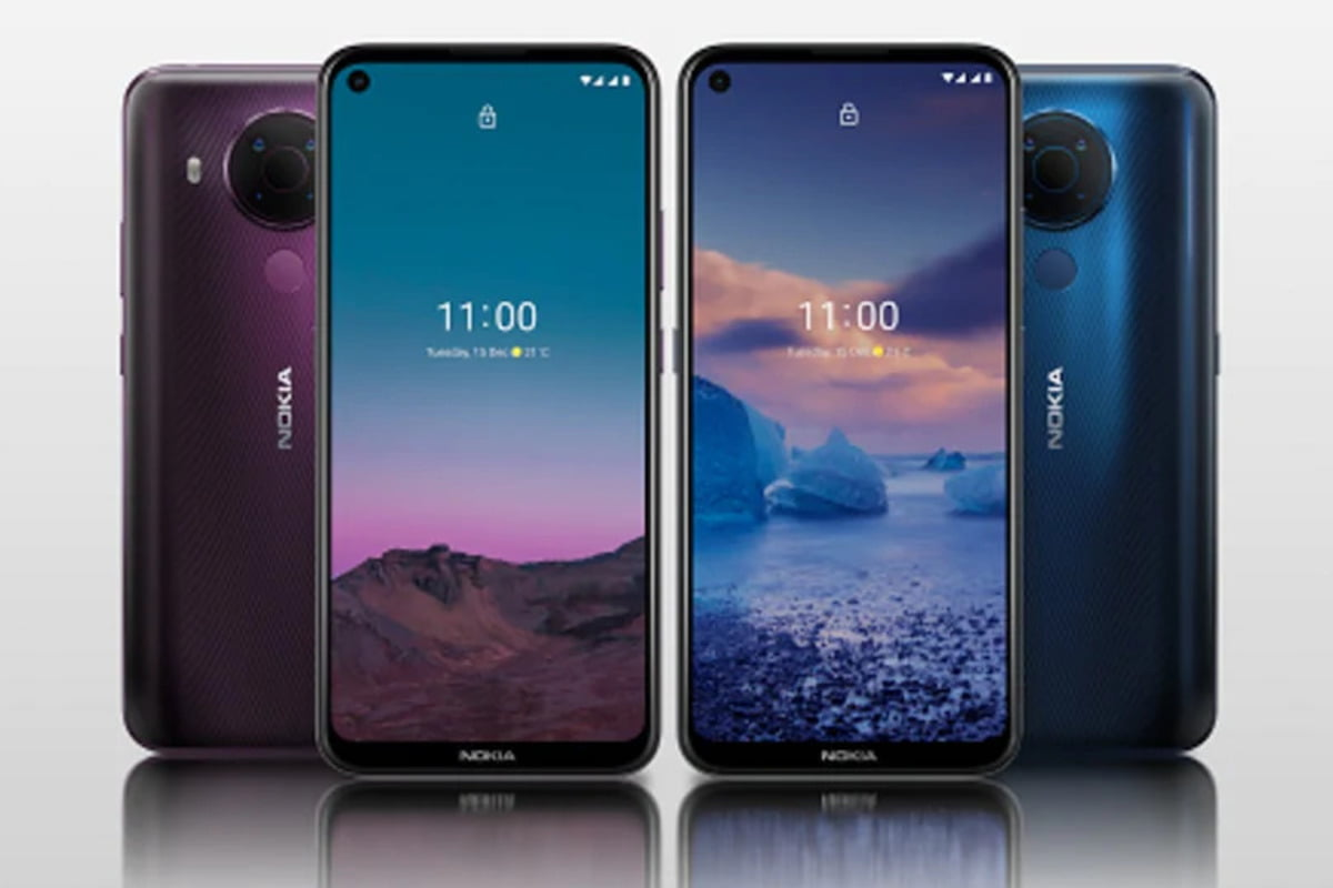 Nokia 5.4 with Qualcomm Snapdragon 662, 4,000mAh battery launched