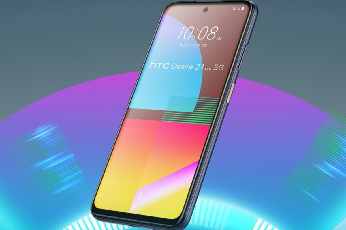 HTC Desire 21 Pro 5G announced with SD690 and 90Hz display